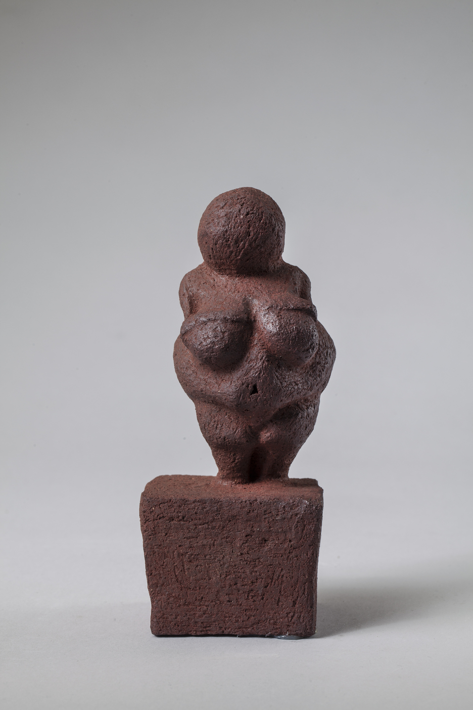 Willendorf (terracotta rød)